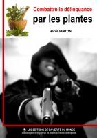 Combattre la delinquance par les plantes couverture 1