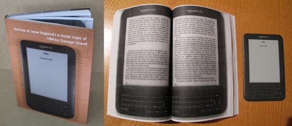 Kindle papier