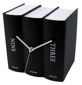 Livre horloge