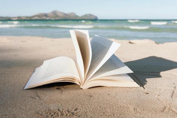 Livre plage